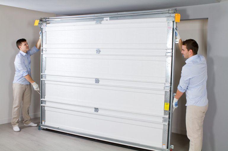 Les Étapes Pour Changer Sa Porte De Garage – Eparticuliers.Com, L